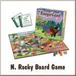JRR Rocky board game