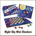 night sky checkers