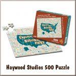 HSI puzzle border
